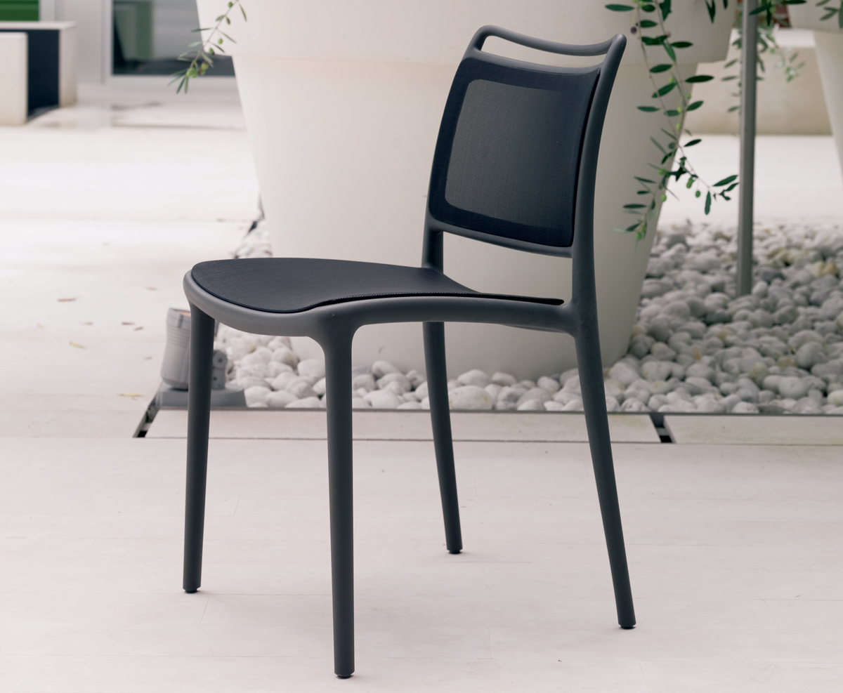 Bontempi Yang Dining Chair Contemporary Dining Chairs